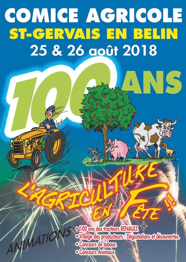 Calendrier Comice Agricole Sarthe 2019.Comice Cantonal Monce En Belin